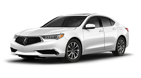 Acura TLX vehicle