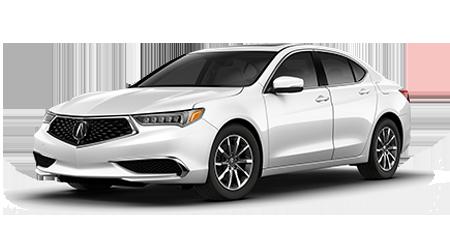 Acura TLX vehicle