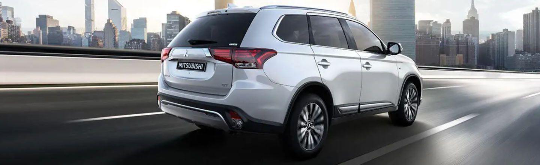 New 2020 Mitsubishi Outlander SUV