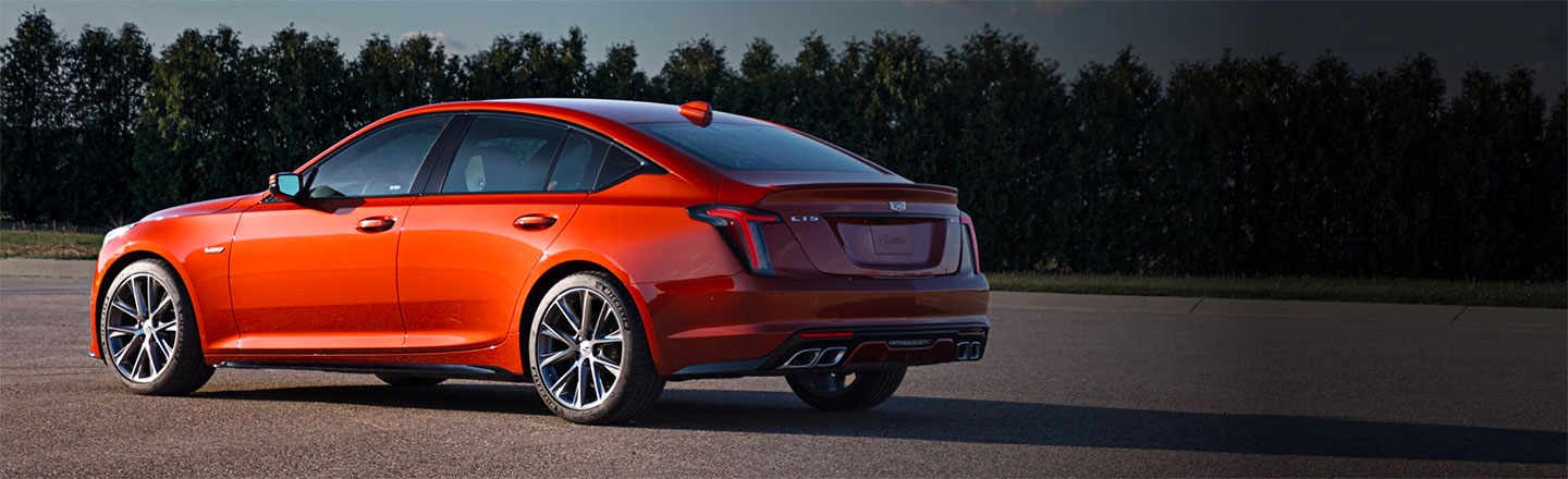 The Turbocharged 2020 Cadillac CT5 Is Now Available In Garland, Texas