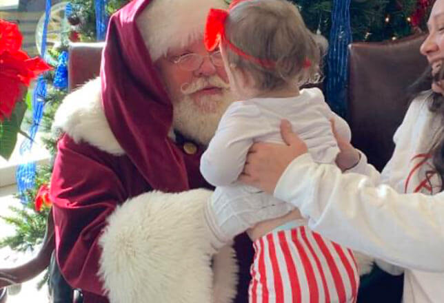 Meet Santa 2019 at Waxahachie Nissan