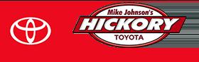 Mike Johnson's Hickory Toyota logo
