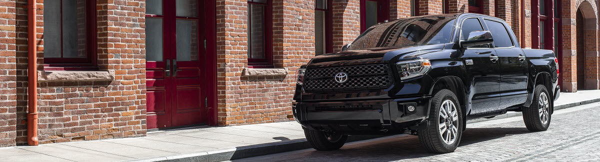 Toyota Tundra Lease Deals