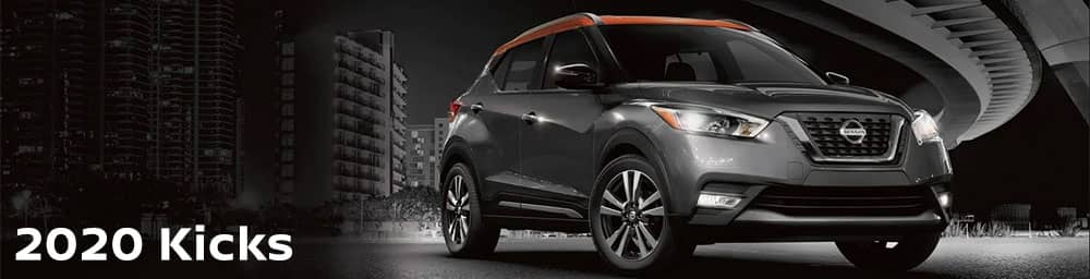 2020 Nissan Kicks for Sale in Pompano Beach, near Fort Lauderdale, FL