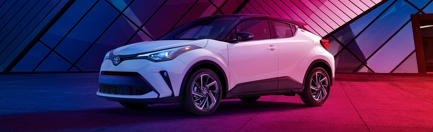 Toyota of New Orleans | 2020 Toyota C-HR