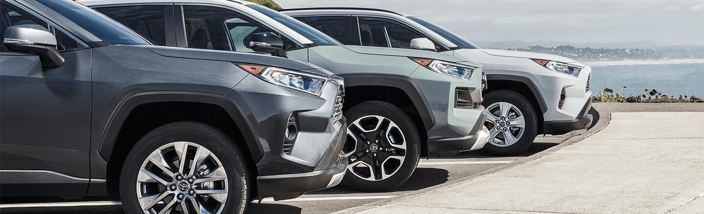 Toyota of New Orleans | 2020 Toyota RAV4