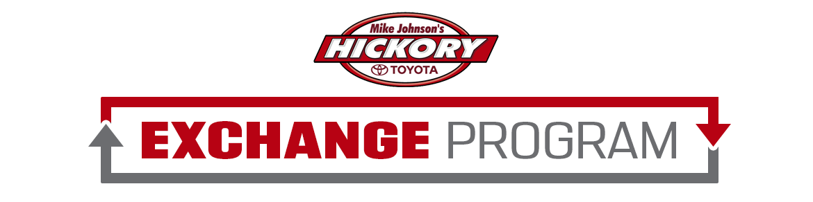 Hickory Toyota Exchange Program