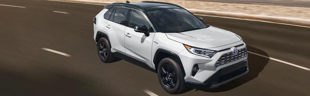 2020 Toyota RAV4 Hybrid SUV Available At Walker Jones Toyota Near Douglas