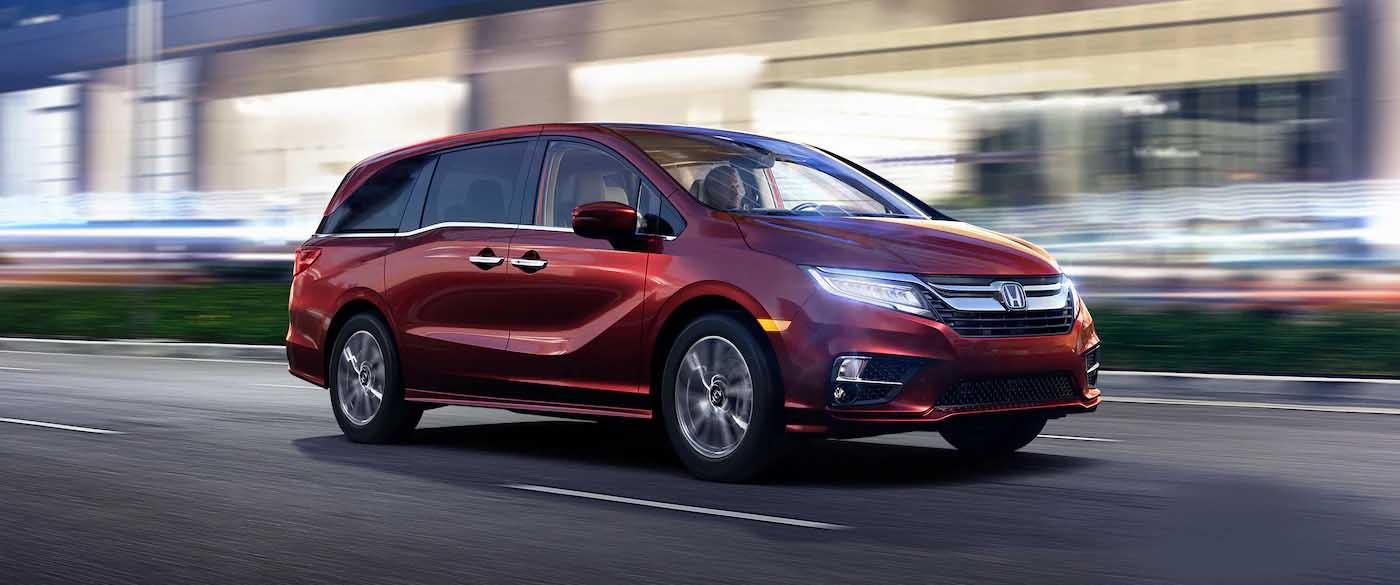 2020 Honda Odyssey Minivans for Sale in Midland, near Odessa, Texas