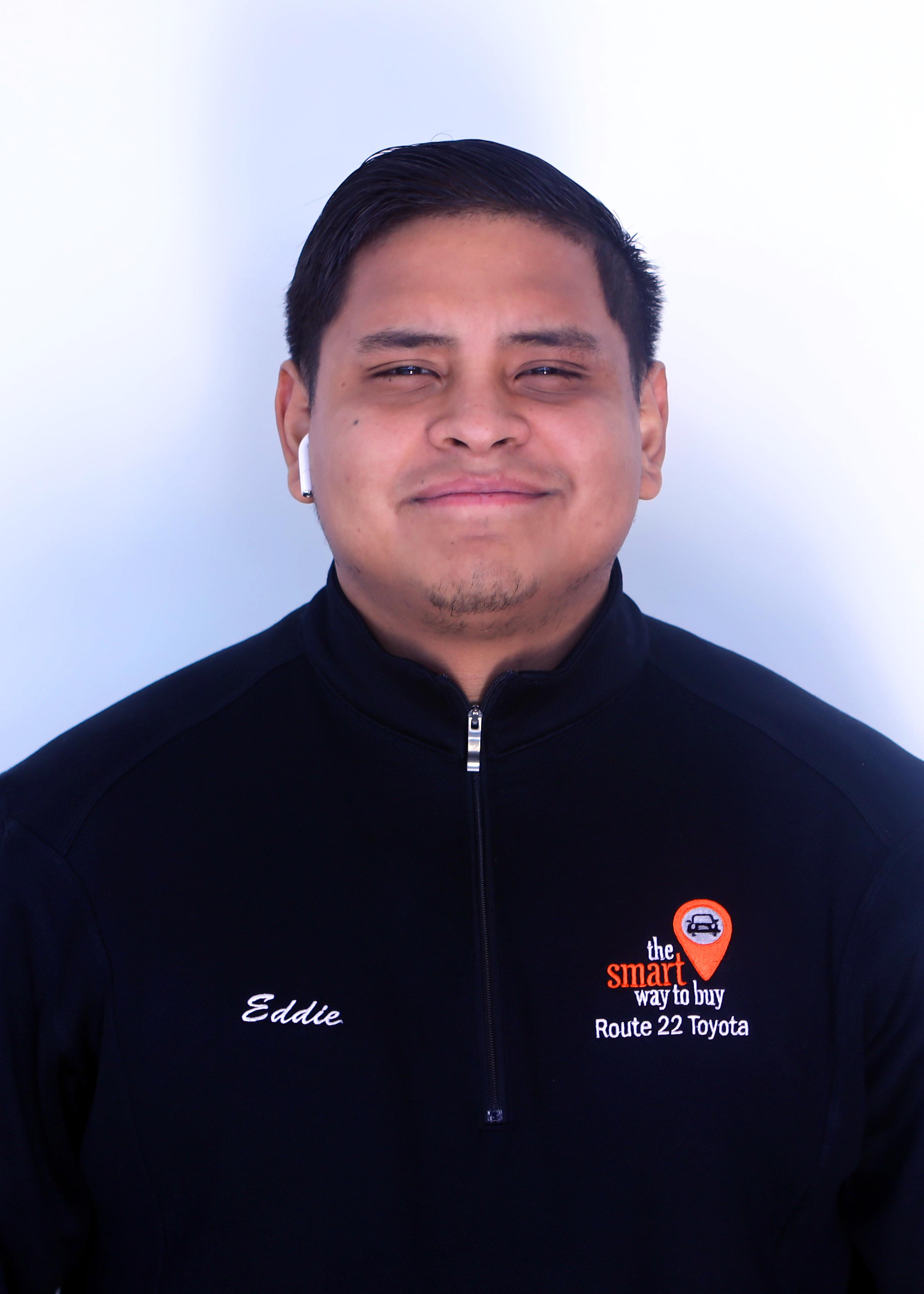 Eddie Peralta Bio Image