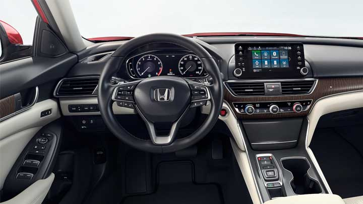 Explore The Features Of The 2020 Honda Accord Sedan Near Jersey City
