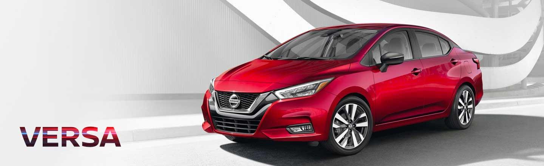 All-New 2020 Nissan Versa in Enterprise, AL, Near Daleville