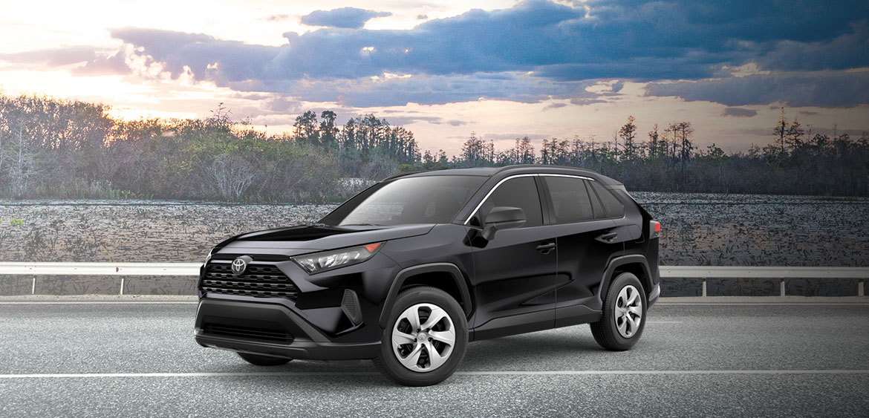 2020 Toyota RAV4 LE Automatic
