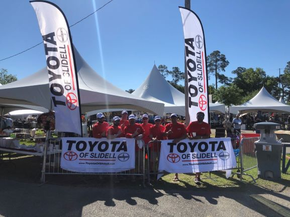 Toyota of Slidell Staff