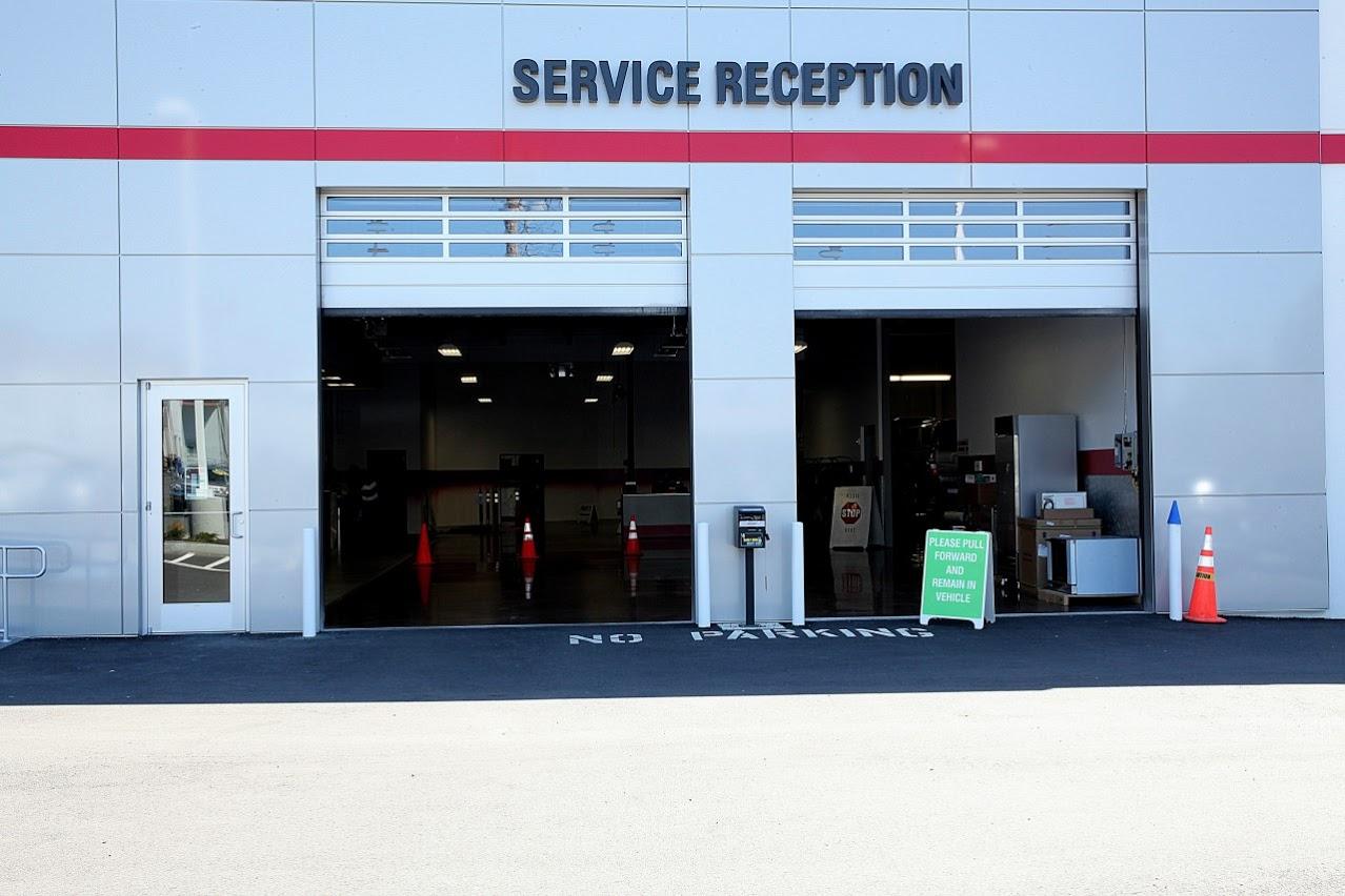 service deparment doors