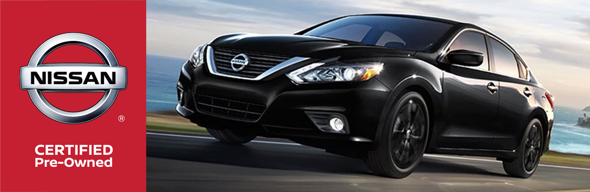 What Is Nissan Certified Pre-Owned (CPO)?
