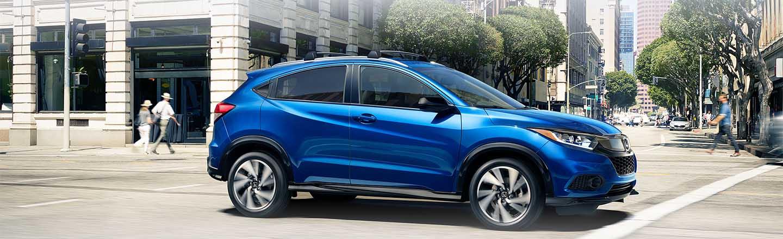 2020 HR-V Crossover SUVs For Sale In Lumberton, North Carolina