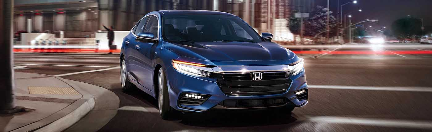 2020 Honda Insight Hybrids At Lumberton Honda In Lumberton, NC