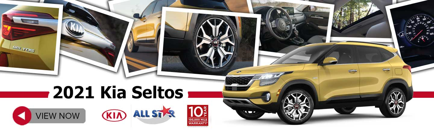 Introducing The New Kia Seltos At Our Local Baton Rouge Dealership