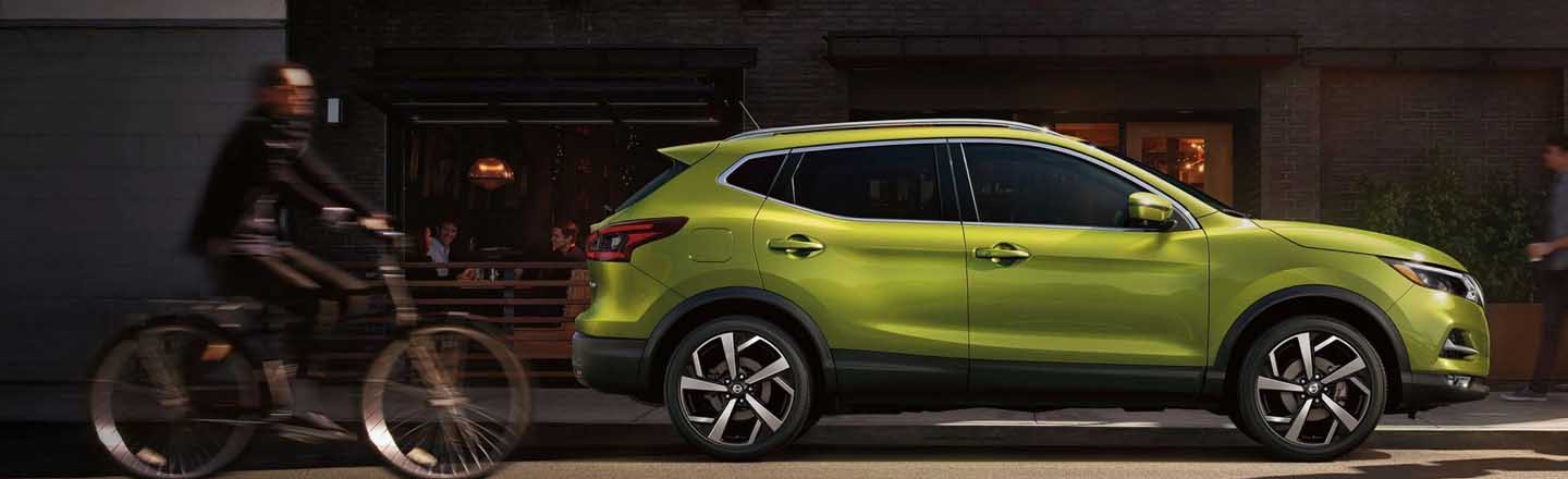 Explore The Versatile 2020 Nissan Rogue Sport In Tomball, TX