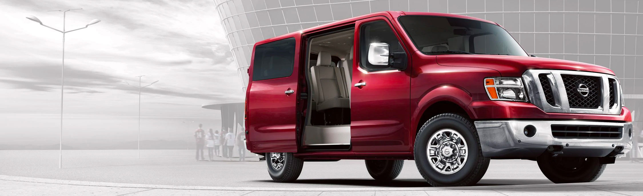 Meet The 2020 Nissan NV Passenger Van At Our Tomball, TX, Auto Dealer
