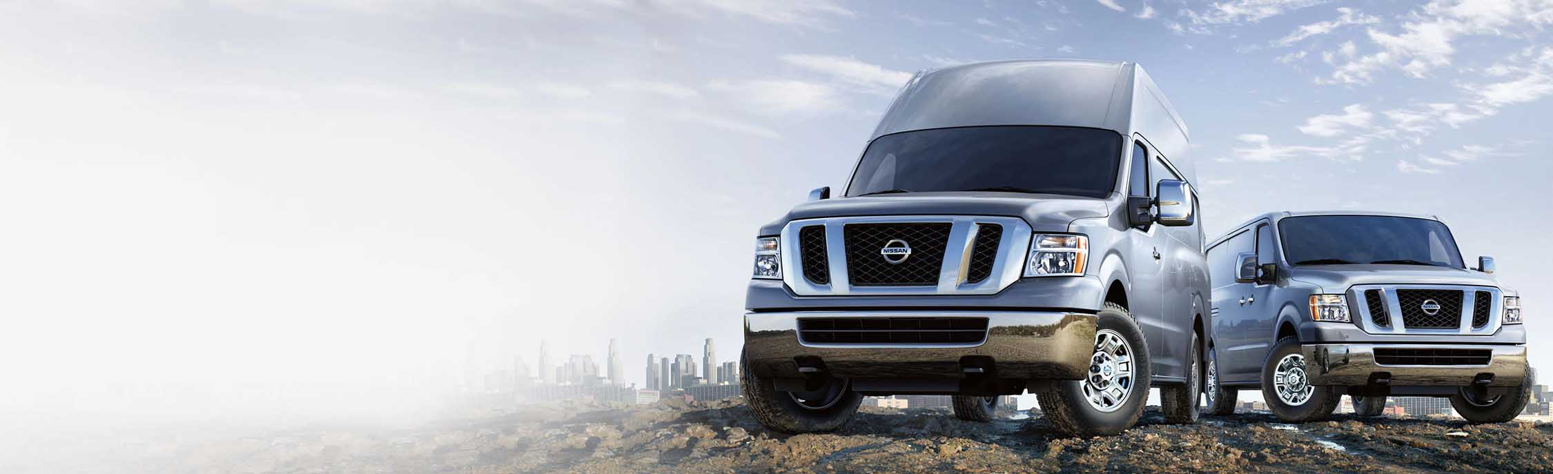 Our Tomball, TX, Nissan Dealer Has The 2020 NV3500 HD Cargo Van