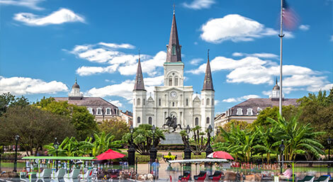 New Orleans Louis Cathedral