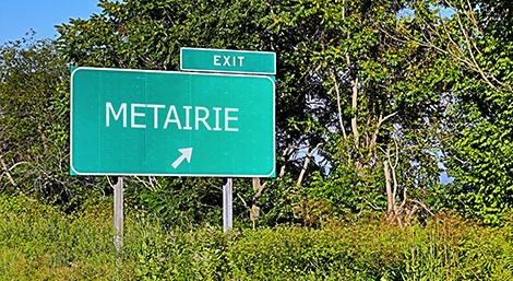 Metairie, LA Sights
