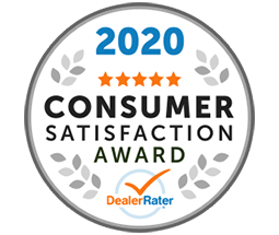 Consumer Satisfaction Award - 2020