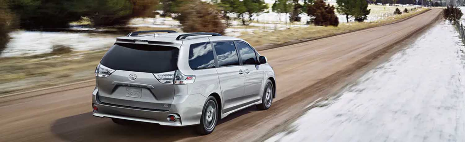 Meet The 2020 Toyota Sienna Minivan At Walker Jones Toyota