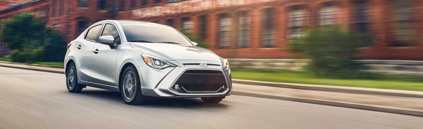 2020 Toyota Yaris Subcompact Cars For Sale In Rainbow City, Alabama