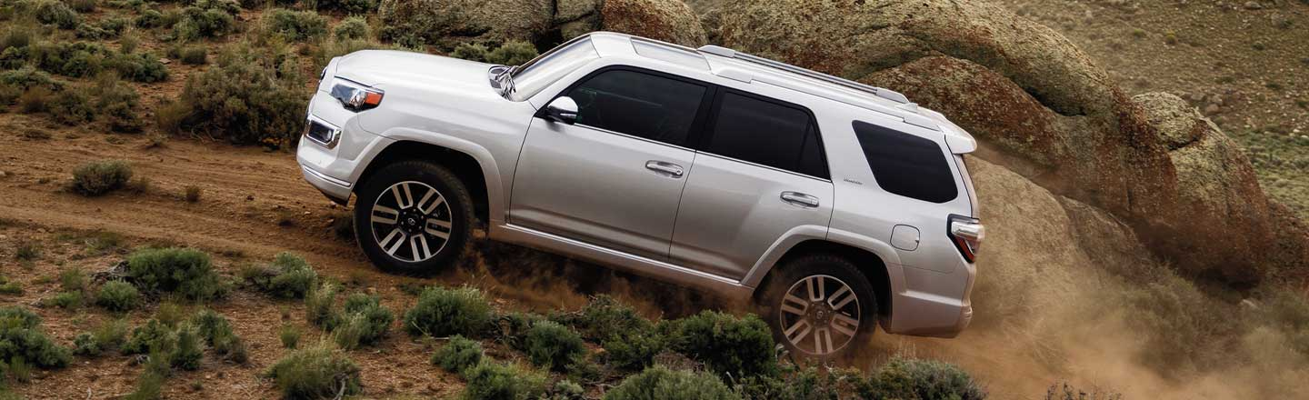 2020 Toyota 4Runner SUV Models For Sale In Rainbow City, Alabama