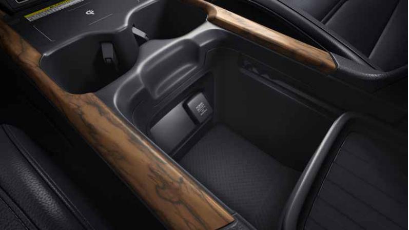 2020 CR-V Interior
