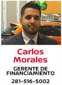 Carlos Moralez