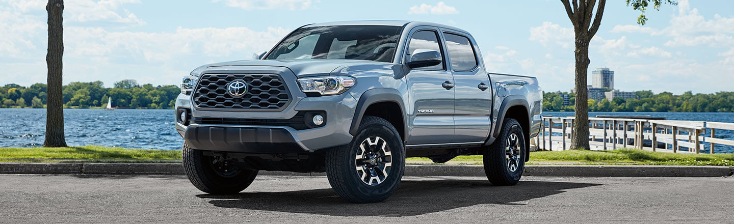 2020 Toyota Tacoma Available In El Cajon, CA