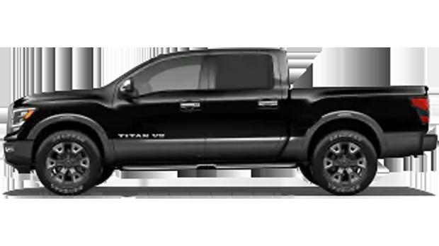 2020 Titan Crew Cab Platinum Reserve