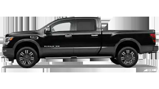 2020 Titan XD Crew Cab Platinum Reserve