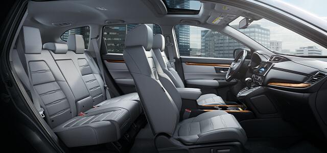 interior 2020 CR-V
