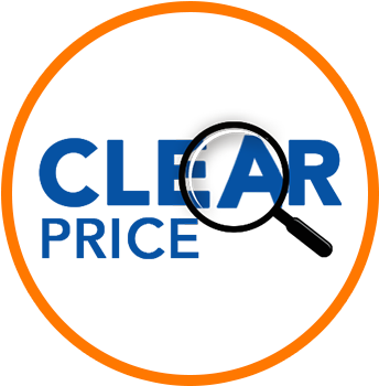 clear price