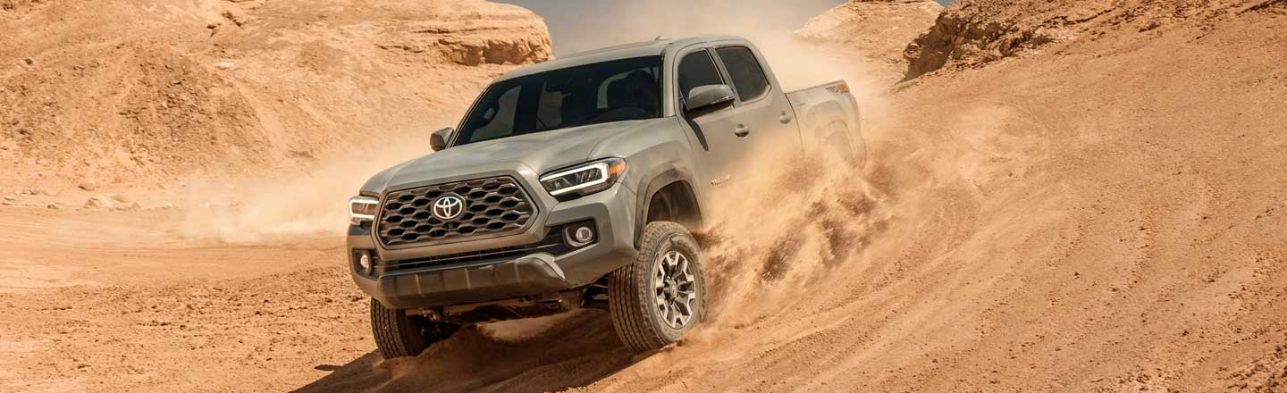 2020 Toyota Tacoma Truck Models For Sale In Hickory, North Carolina