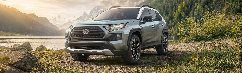 2020 Toyota RAV4 Crossover Models For Sale In Hickory, North Carolina