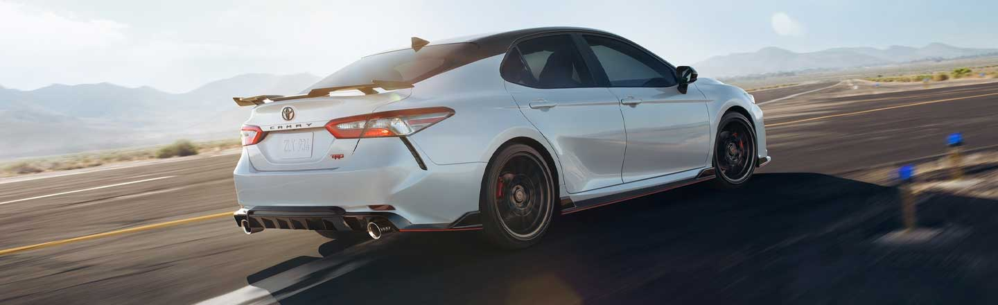 2020 Toyota Camry Sedan Models For Sale In Hickory, North Carolina