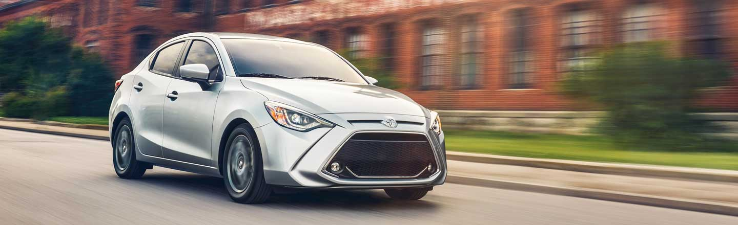 The 2020 Toyota Yaris Has Arrived in Hickory, North Carolina!