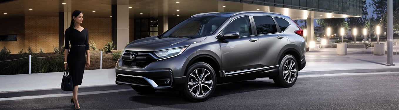 2020 Honda CR-V Crossover In El Cajon, CA
