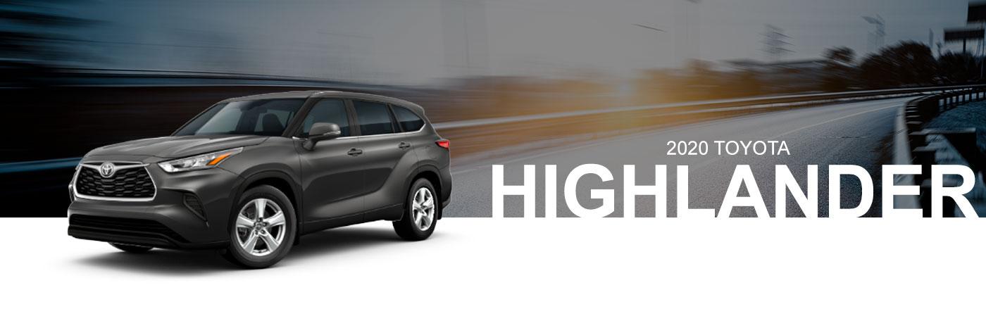 2020 Toyota Highlander Mid-Size SUVs For Sale In Effingham, Illinois