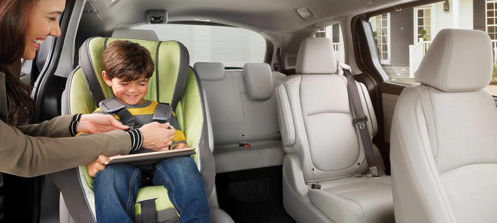 Which Honda Odyssey Has A Dvd Player Near Columbus