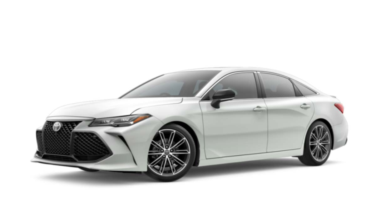 New toyota Avalon