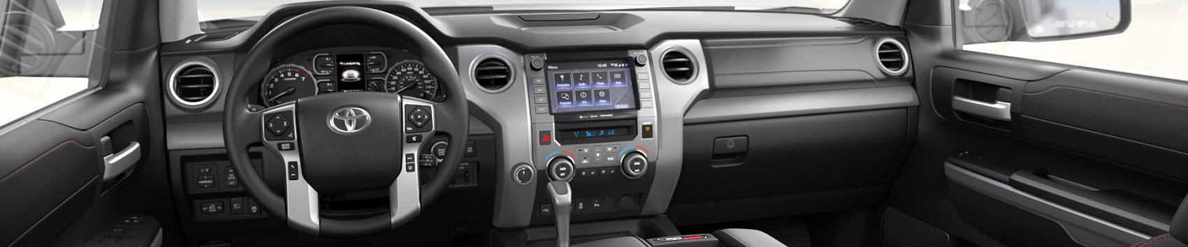 2020 Toyota Tundra Technology