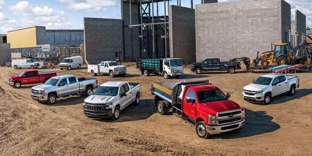 Chevrolet Commercial Trucks & Vans for Sale in Austin, TX
