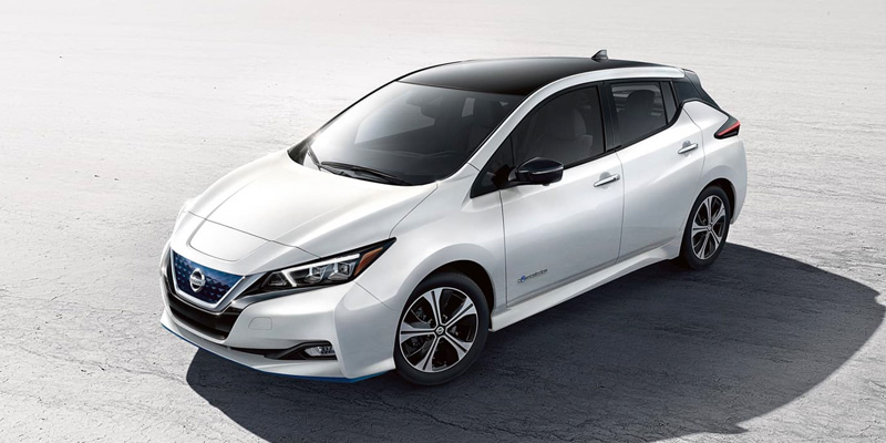 2019 LEAF SL PLUS (CLEARANCE UNIT)